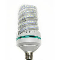 Светодиодная лампа 36Вт 5000К E27 (clear LED) для уличного освещения