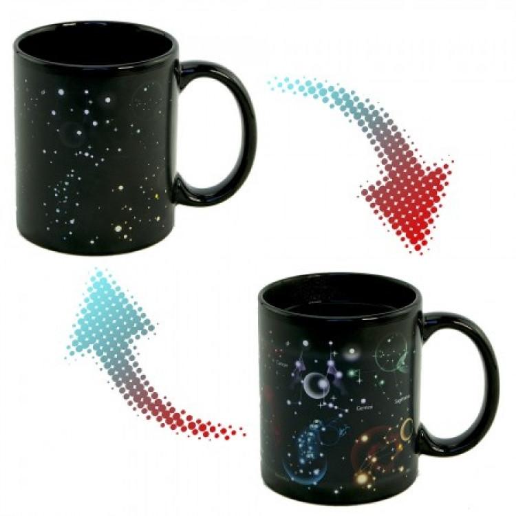 Чашка-хамелеон Созвездие