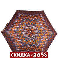 Складной зонт Zest Зонт женский облегченный компактный механический Разноцветный