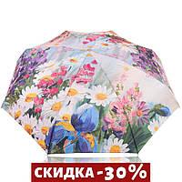 Складной зонт Trust Зонт женский компактный облегченный механический Разноцветный