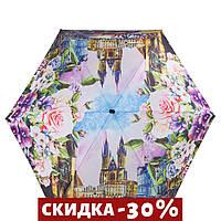Складной зонт Lamberti Зонт женский механический  Разноцветный