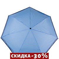 Складной зонт Doppler Зонт женский автомат Голубой