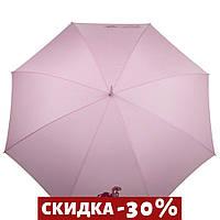 Зонт-трость Airton Зонт-трость женский  полуавтомат Фиолетовый