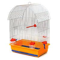 """Металева клітка для утримання птахів """"ВІОЛА""""  Кц061"""