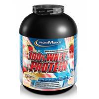 Протеин 100% Whey Protein Ironmaxx - 2350 гр (банка)