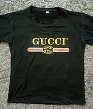 В стиле GUCCI женская футболка гуччи