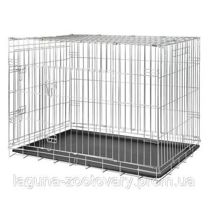 Клетка для собаки переносная №3/93х69х62см, фото 2
