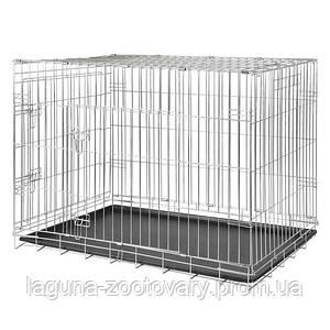 Клетка для собаки переносная №3/93х69х62см