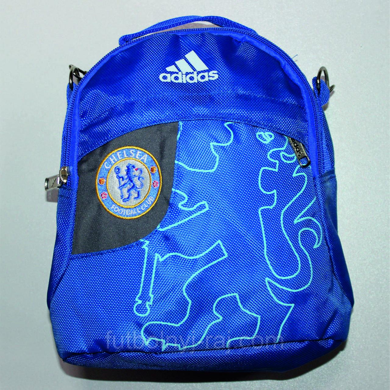 Сумка-барсетка через плече FC Chelsea