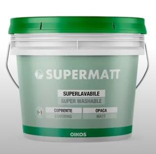ЭКО - КРАСКА SUPERMATT. Oikos (10 л)