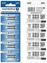 Батарейка everActive A27 BL 5шт