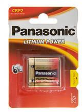 БатарейкаPanasonic CR-P2L BL 1шт