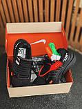 Кросівки Nike Presto OFF White Black, фото 4