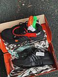 Кросівки Nike Presto OFF White Black, фото 5