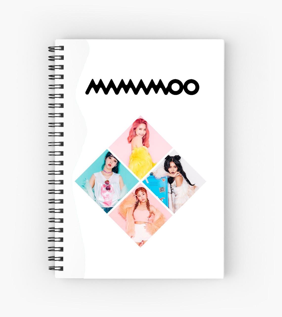 Блокнот Mamamoo 2