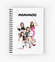 Блокнот Mamamoo 4