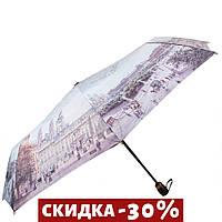 Складной зонт Lamberti Зонт женский автомат  Серый