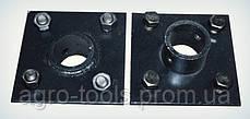 """Полуось """"Zirka 105"""" """"Премиум"""" (кованная шестигранная труба, диаметр 32 мм, длина 170 мм), фото 2"""