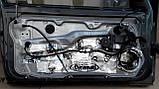 Двері передня ліва для Volkswagen VW Golf 4 Купе , 1997-2006, фото 4