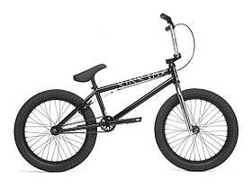 "Велосипед ВМХ 20"" KINK BMX Launch 20.25 2020 чорний K420BLK20"