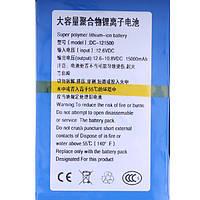 12V 15000mAh Литий-полимерный перезаряжаемый аккумулятор Polymer Lithium-ion Rechargeable Battery, фото 1