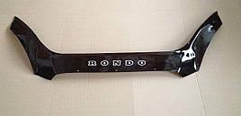 Мухобойка, дефлектор капота KIA Rondo 2007 (Vip tuning)