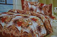Постельное белье двуспальное East Comfort  с розами