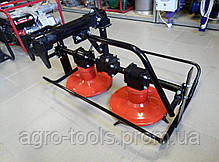 Косилка роторная WEIMA 1100N6 под шлицевой вал (к моделям WM1100N6), фото 3