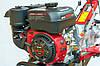 Мотоблок WEIMA WM1100С-6 (4+2 скорости, бензиновый 7,0 л.с.колеса 4,00-10), фото 2