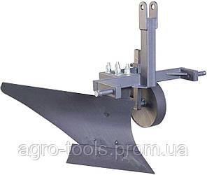Плуг однокорпусный для минитрактора Премиум  (опорное колесо, прицепное 3 точки), фото 2