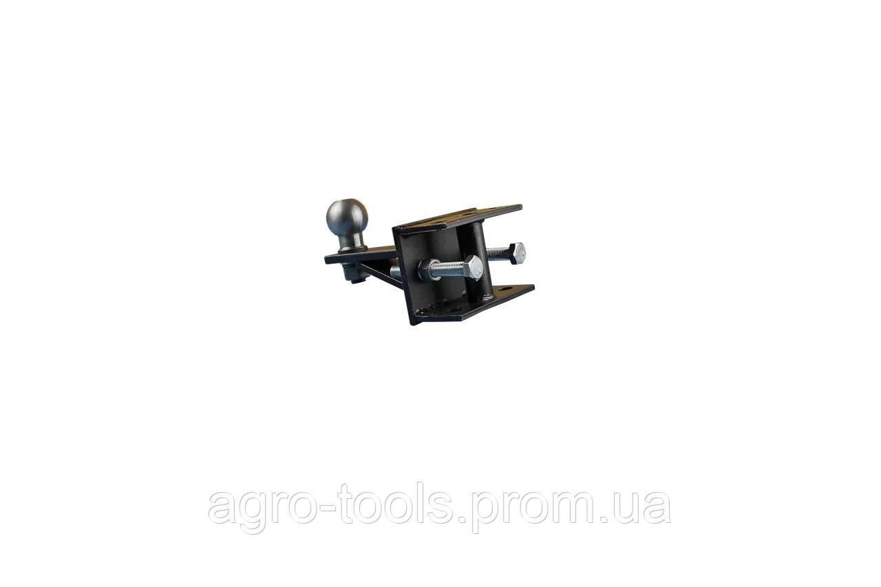 Переходной сцепной узел мототрактора (1 точка) под автомобильный прицеп Премиум