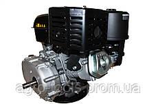 Двигатель бензиновый Weima WM192F-S (CL) (центробежное сцепление, шпонка, 18 л.с., ручной стартер), фото 3