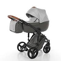 Детская коляска 2 в 1 Tako Junama City 02 Светло-серая 13-JC02, КОД: 287174