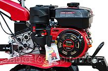 Мотоблок WEIMA WM500 NEW DeLuxe (7,0 л.с, бензин, ручки КМ, диски защиты), фото 3