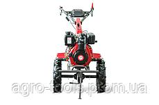 Мотоблок WEIMA WM1100A-6 DeLuxe (4+2 скор., дизель 6 л.с., ручки КМ, колеса 4,00-10), фото 2