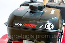 Мотоблок бензиновый WEIMA WM900m3 NEW + шкив, фото 3