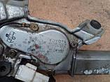 Моторчик склоочисника ( задній ) Toyota Corolla E-10 Denso 85130-12820, фото 3