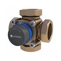 Клапан смесительный четырехходовой Afriso ARV484 Rp 1 DN25 kvs 10