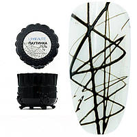 Гель - паутинка для дизайна ногтей Lilly Beaute 7 г — 001
