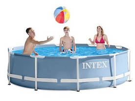 Каркасный бассейн Intex Prism Frame Pool 26700 305 см х 76 см