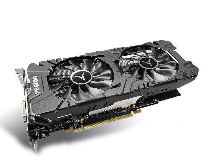 Видеокарта AMD Radeon RX 580 4Gb Yeston