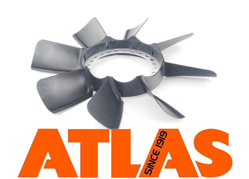 Крыльчатка/вентилятор для спецтехники Atlas