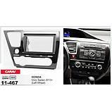 Переходная рамка CARAV Honda Civic (11-467), фото 4