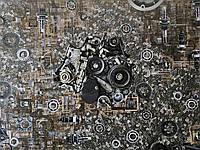 Фотообои 3Д в коворкинг Лофт Industrial в стиле Лофт 150 см х 115 см