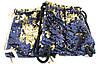 Женский рюкзак-мешок из кожзама с пайетками 1004, фото 8