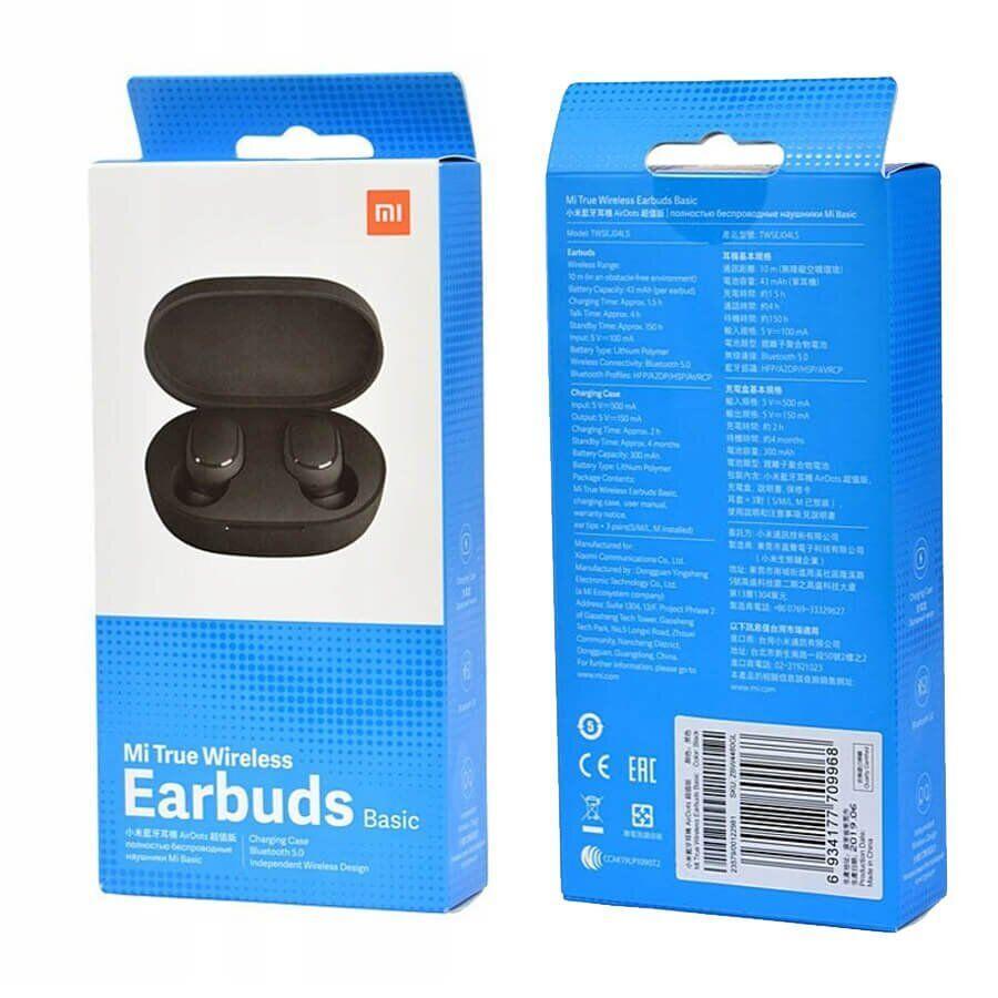 Xiaomi Mi True Wireless Earbuds Basic Global Version