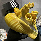 Adidas Yeezy Boost 350 Yellow, фото 2