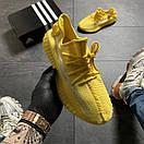 Adidas Yeezy Boost 350 Yellow, фото 3