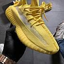 Adidas Yeezy Boost 350 Yellow, фото 5