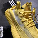 Adidas Yeezy Boost 350 Yellow, фото 7